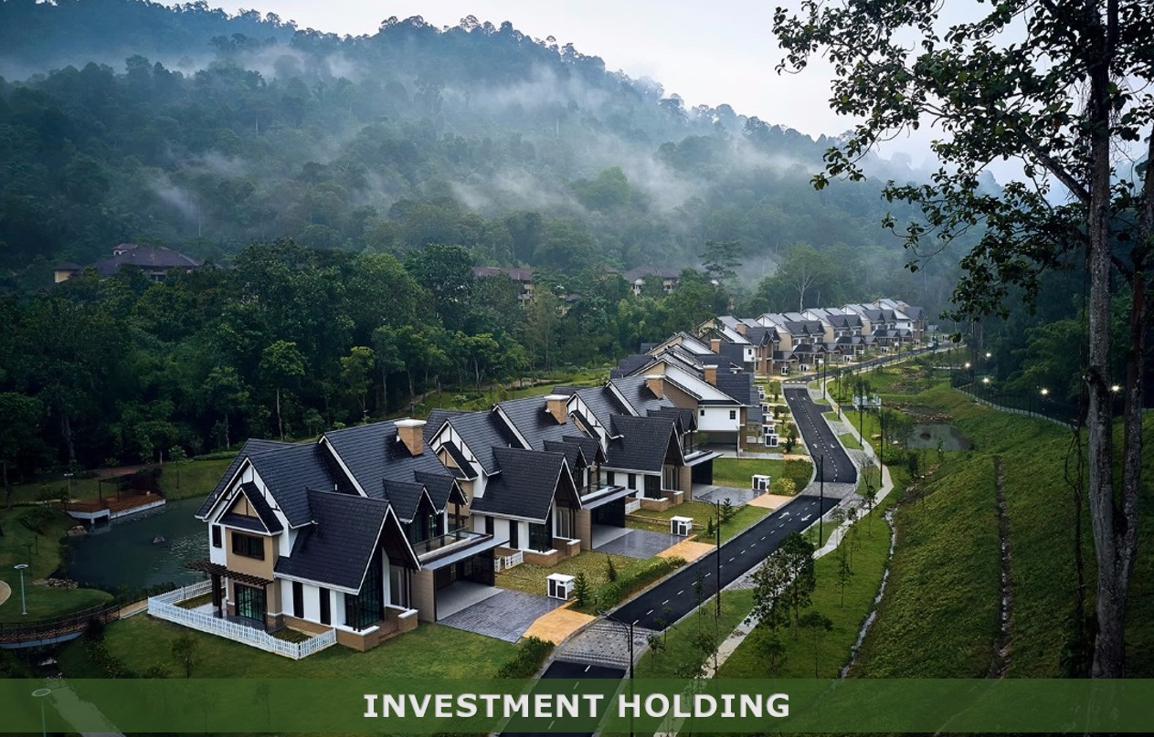 LRB INVESTMENT HOLDING 1
